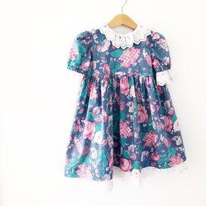 Vintage Handmade Dress, Estimating 5 Years